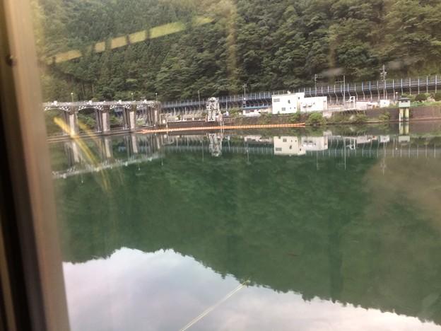 ダム湖?3