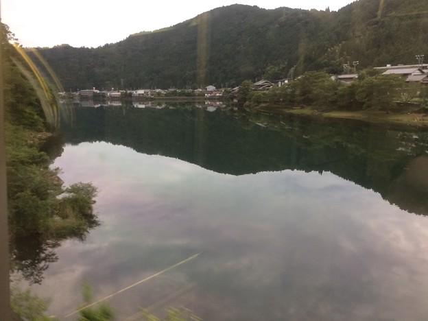 ダム湖?5