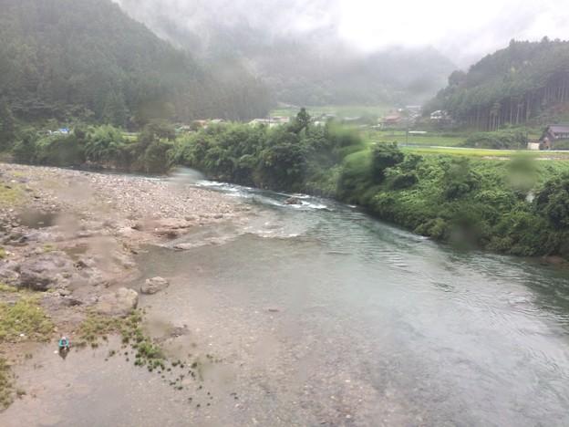 長良川の流れ1