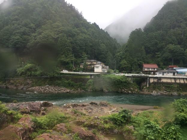 長良川の流れ2
