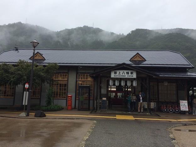 郡上八幡駅7