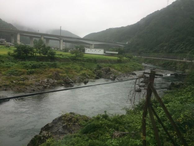 長良川の流れ8