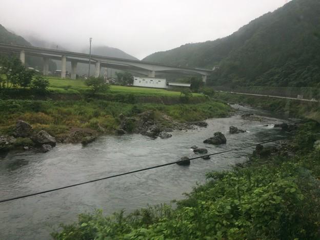 長良川の流れ9