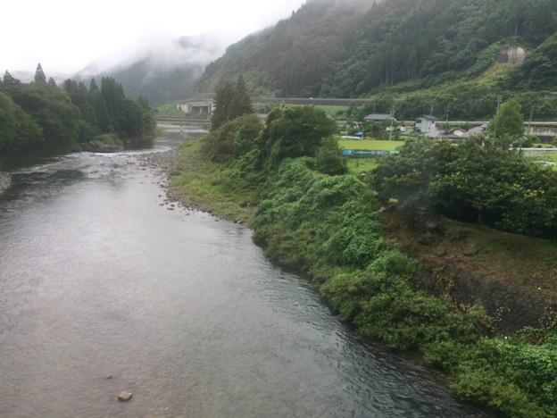 長良川の流れ14