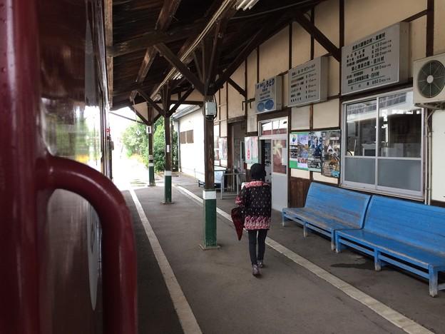 美濃白鳥駅2