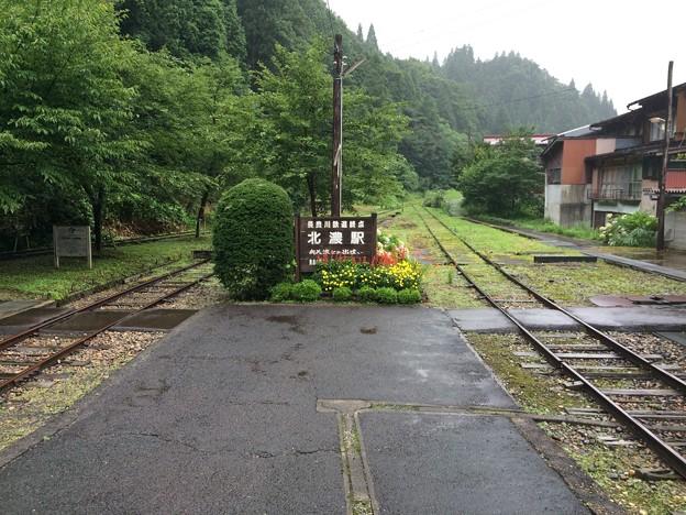 Photos: 北濃駅2