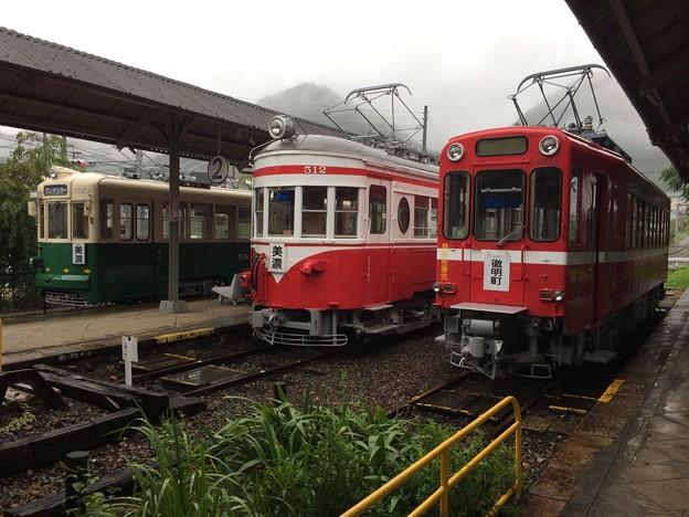 旧名鉄美濃駅4