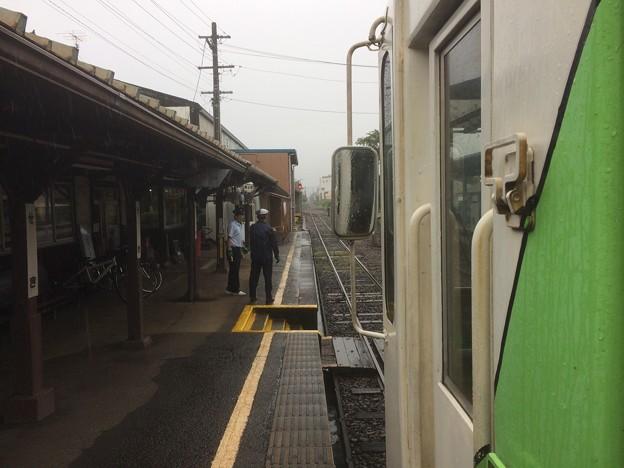 関駅1 ~停車~
