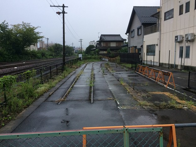 関市 名鉄廃線跡1