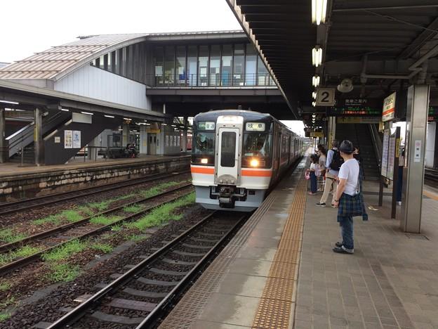 美濃太田駅7 ~朝~