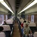 Photos: 美濃太田発岐阜行き普通列車 車内