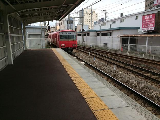 知多半田駅4 ~普通電車発車~