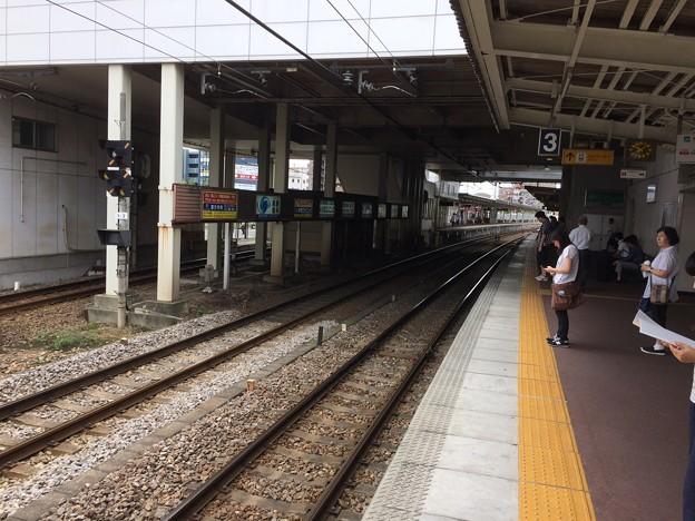 知多半田駅5 ~構内~