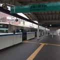 名古屋駅あおなみ線ホーム