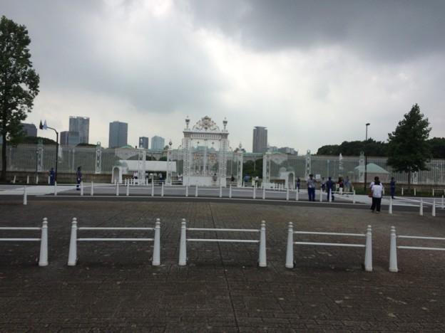 Photos: 赤坂迎賓館前3