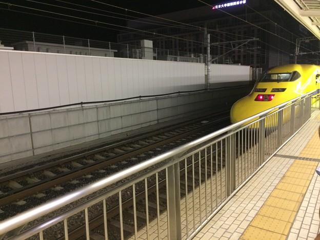 三島駅 ドクターイエロー4