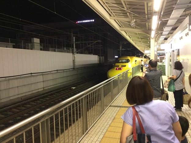 三島駅 ドクターイエロー5