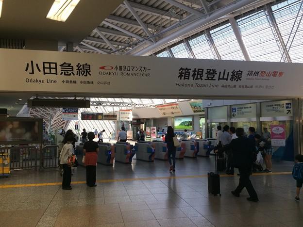 小田急電鉄小田原駅