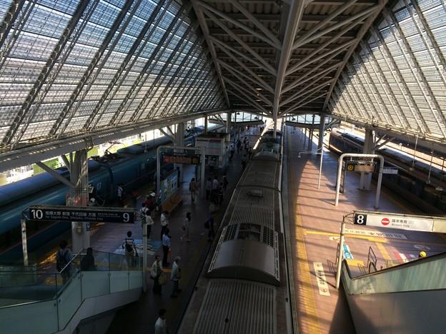 小田急電鉄小田原駅2