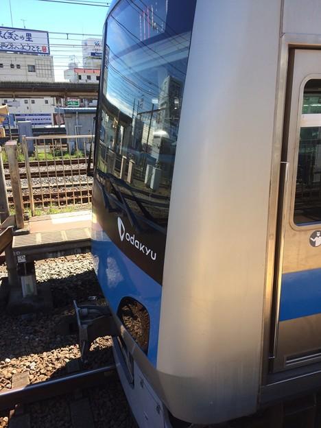 小田急 急行電車?