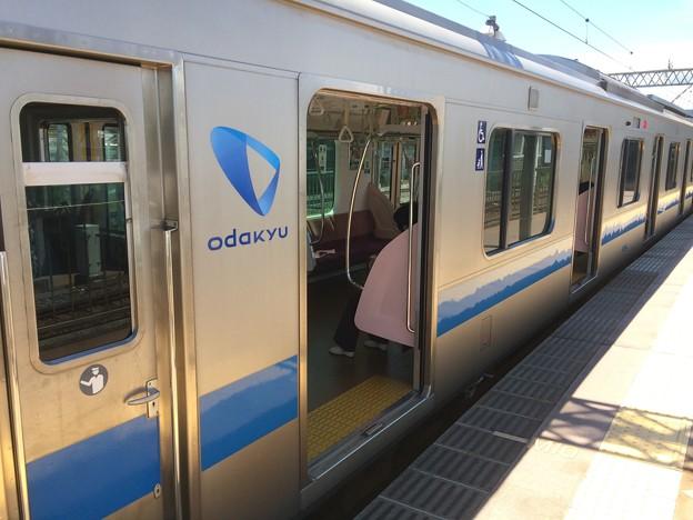 小田急 急行電車?2
