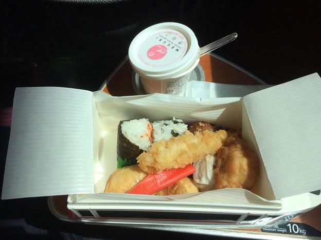 Photos: ロマンスカーVSE弁当2