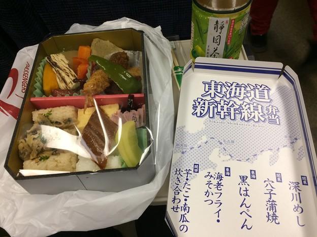 東海道新幹線弁当 中身