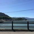 狩野川放水路 風景