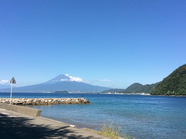 浦の星女学院前1 ~富士山と駿河湾~