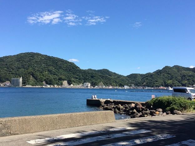 Photos: 浦の星女学院前8 ~内浦湾~