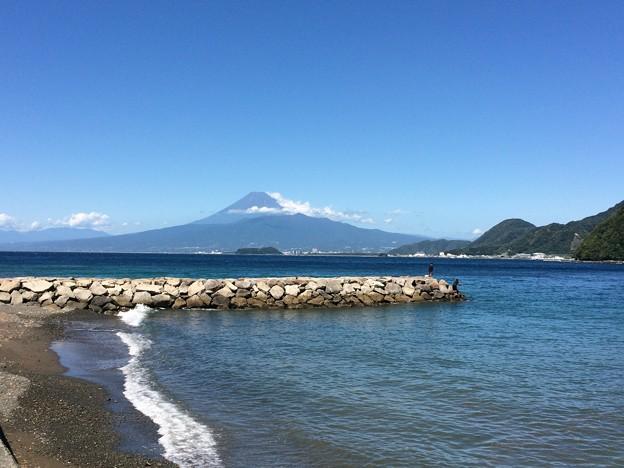 浦の星女学院前9 ~再び富士山~