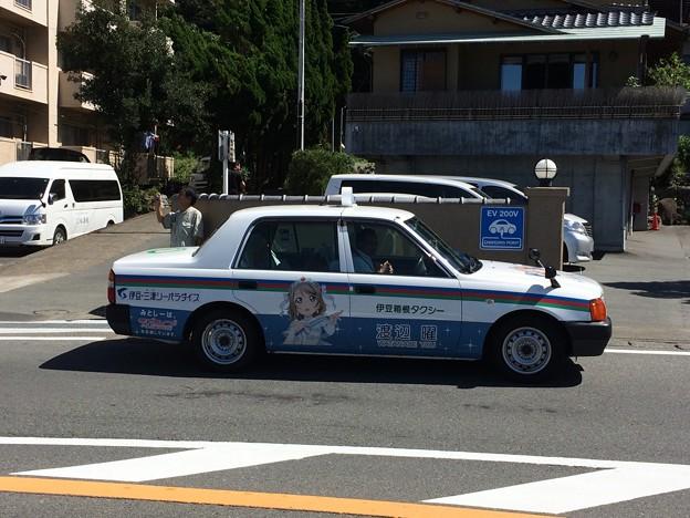 内浦三津5 ~渡辺曜タクシー~