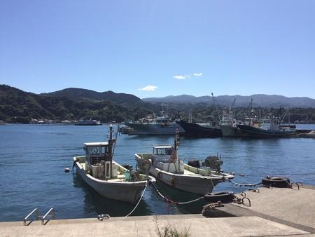 いけすや 内浦小海の漁港2