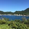 Photos: 長浜城跡5 ~内浦湾最奥部の景色~