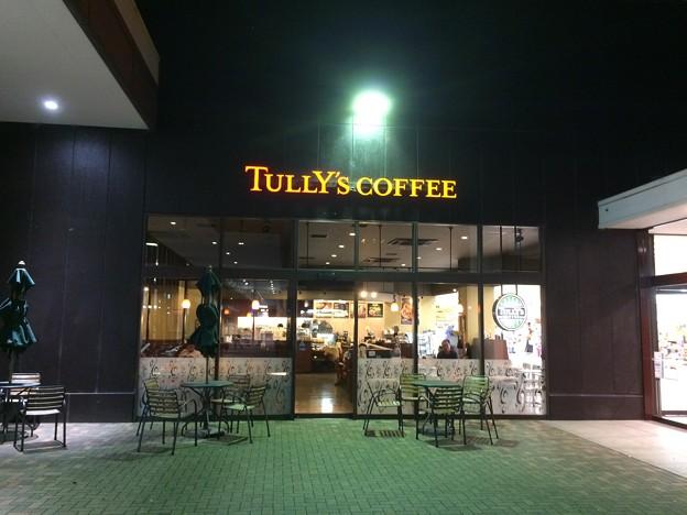 タリーズコーヒー サントムーン店1