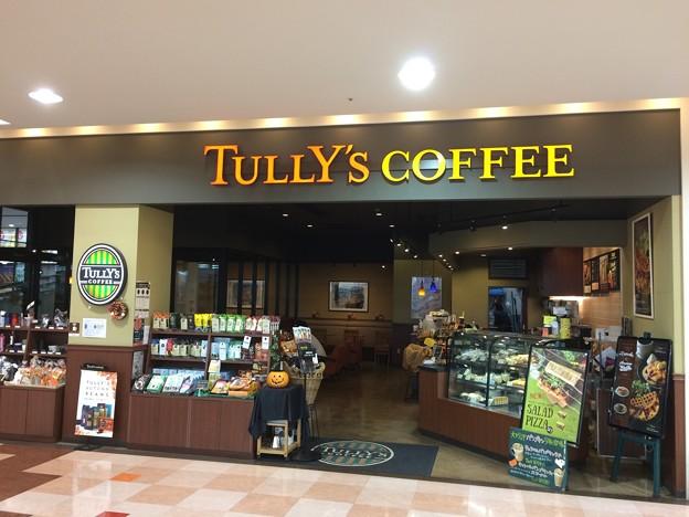 タリーズコーヒー サントムーン店2