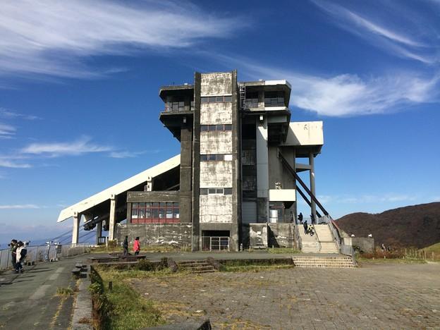 箱根駒ケ岳ロープウェイ 山頂1