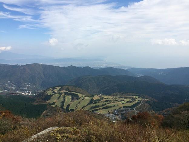箱根駒ケ岳ロープウェイ 山頂2