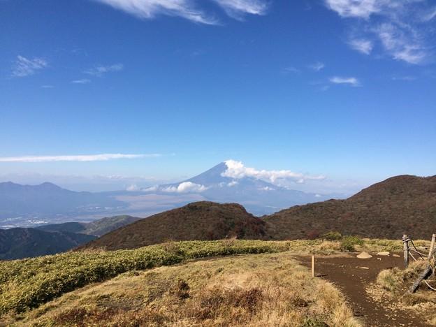 箱根駒ケ岳ロープウェイ 山頂5 ~富士山~