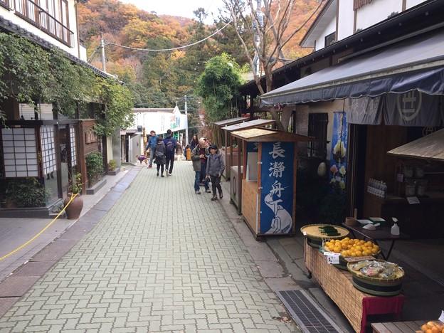長瀞 商店街2
