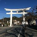 Photos: 長瀞 鳥居