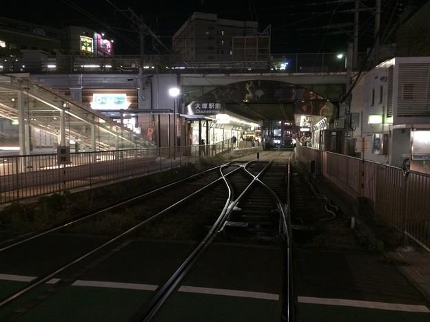 都電荒川線大塚駅前停留所