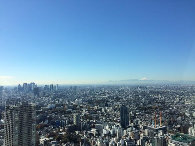 スカイサーカス サンシャイン60展望台1 ~富士山~