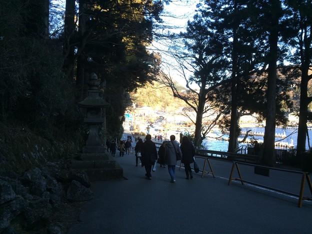 2018箱根神社1