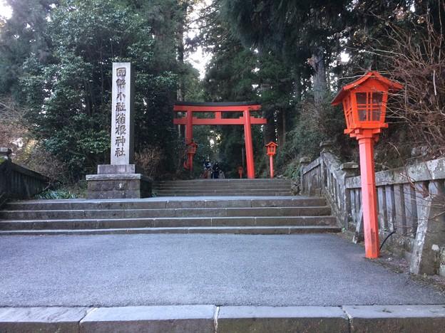 2018箱根神社2