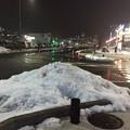 Photos: 彦根の残雪1