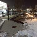 Photos: 彦根の残雪2