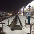 Photos: 彦根の残雪3