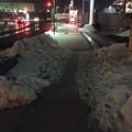 Photos: 彦根の残雪5