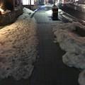 彦根の残雪6